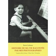Histoire de ma vie racontée par mes photographies