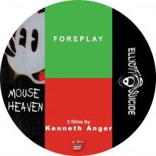 Kenneth Anger - 3 Films (DVD on demand)