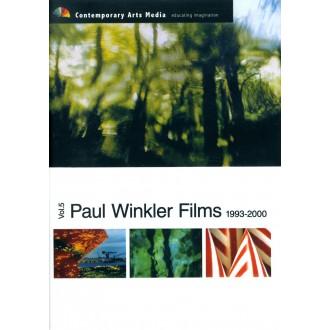 Paul Winkler Films 1993-2000 Volume 5 / DVD
