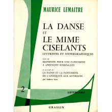 La Danse et Le Mime Ciselants / Book