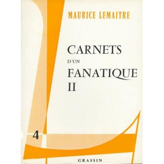 Carnets D'Un Fanatique II / Livre