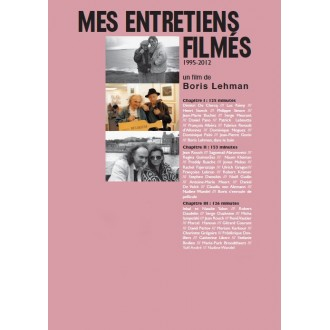 MES ENTRETIENS FILMES CHAPITRES 1-3 / COFFRET (3 DVD)