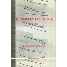 F. Devaux. Le cinéma lettriste