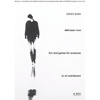 Les oeuvres de Serge Bard