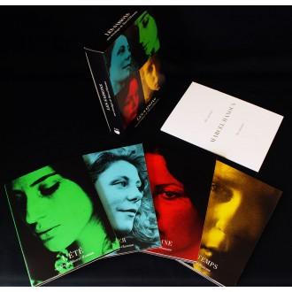 Marcel Hanoun Coffret 4 DVDs + livre