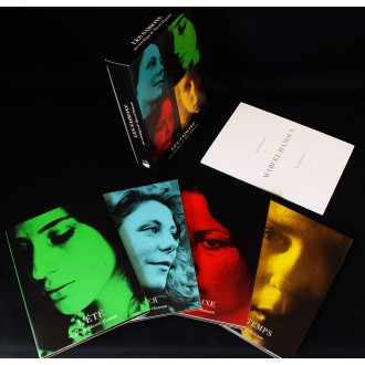 Marcel Hanoun Boxset 4 DVDs + book