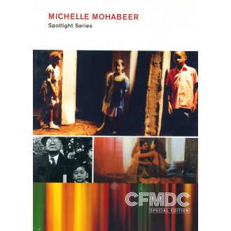 Spotlight Series: Michelle Mohabeer