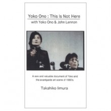 Yoko Ono - This is Not Here DVD