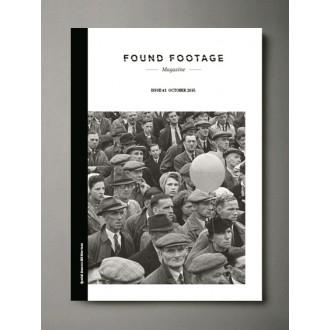 Found Footage Magazine : Issue 1 October 2016