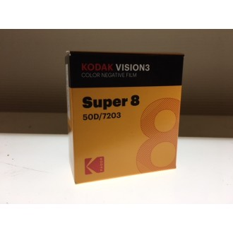 Color negative film Vision-3 50D