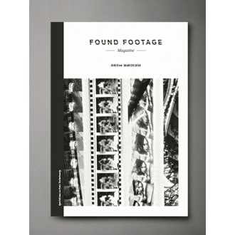 Found Footage Magazine Issue 4 Mars 2018