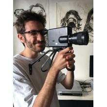 Epaulliere Camera pour camera Nizo