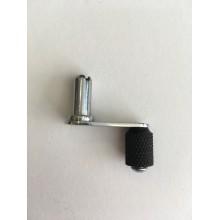Manivelle ré-embobinage 4mm pour Bolex
