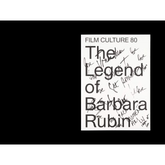 The Legend of Barbara Rubin - Film Culture 80