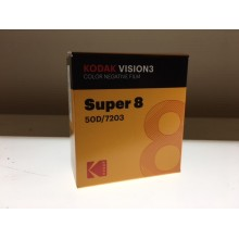 Color negative film Vision-3 50D