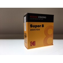 Vision 3 Color negative film 200T
