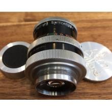 Kern Switar 25mm f1.5 AR C mount lens