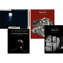 Pack 4 DVD Marcel Hanoun
