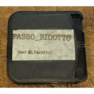 FOMA R100 universal B/W Super 8 cartridge 15m (50ft)