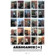 Christian Lebrat - ARROGANCE (01) (2019) Poster