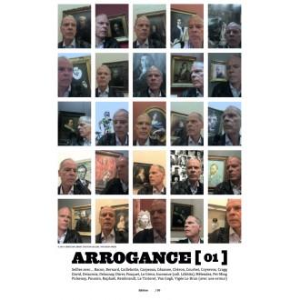 Christian Lebrat -  ARROGANCE (01) (2019) affiche