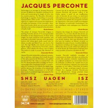 Pack 2 DVD/Blu-ray Jacques Perconte