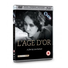 L'Age d'Or Blu-ray & DVD
