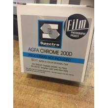 Wittner Chrome 200D Super 8 Color Reversal Film