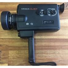 Caméra Super 8 Minolta 401XL