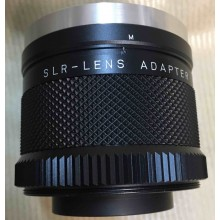 SLR Lens Adapter - Model 101 for Nalcom FTL