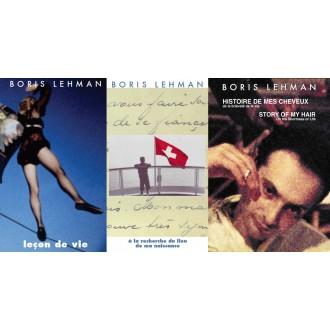 Pack DVD Boris Lehman