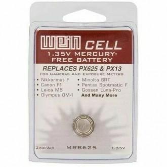 1.35 Volt Wein Cell Zinc Air Photo Battery
