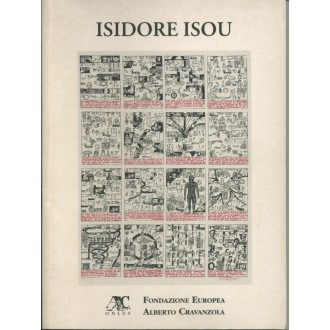 ISIDORE ISOU : Initiation à la haute volupté