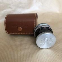 Kern-Paillard 25mm lens with case