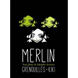Merlin • Grenouilles • Kiki