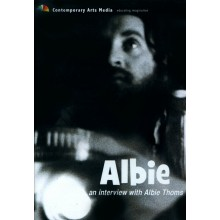 An Interview with Albie Thoms / DVD
