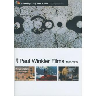 Paul Winkler Films 1980-1983 Volume 3 / DVD