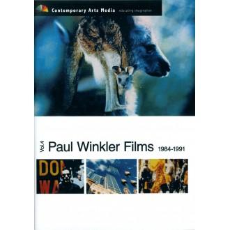 Paul Winkler Films 1984-1991 Volume 4 / DVD