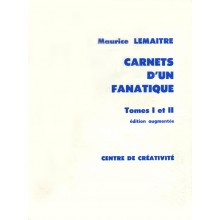 Carnets d'un Fanatique / Book