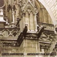 Curtis Harrington at Anthology Film Archives