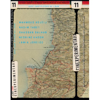 CINÉXPÉRIMENTAUX 11 - Voyage dans le cinéma experimental à Beyrouth - Avec JAAP PIETERS au Liban