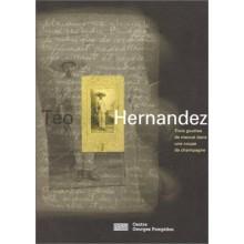 Téo Hernandez : Trois gouttes de mezcal dans une coupe de champagne