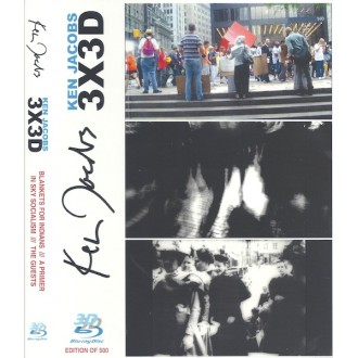 Ken Jacobs : 3X3D