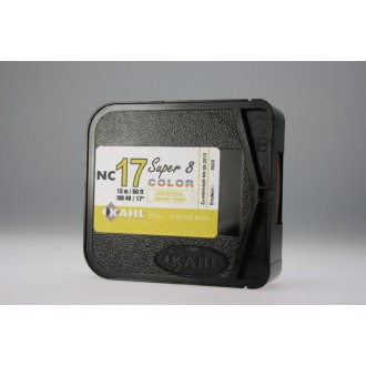 Super 8mm film Kahl NC 17 Couleur Inversible