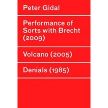 Peter Gidal : Performance/Myself