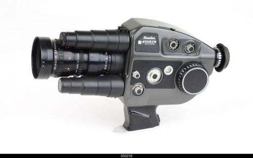 Caméra Super 8 Beaulieu 4008 ZM