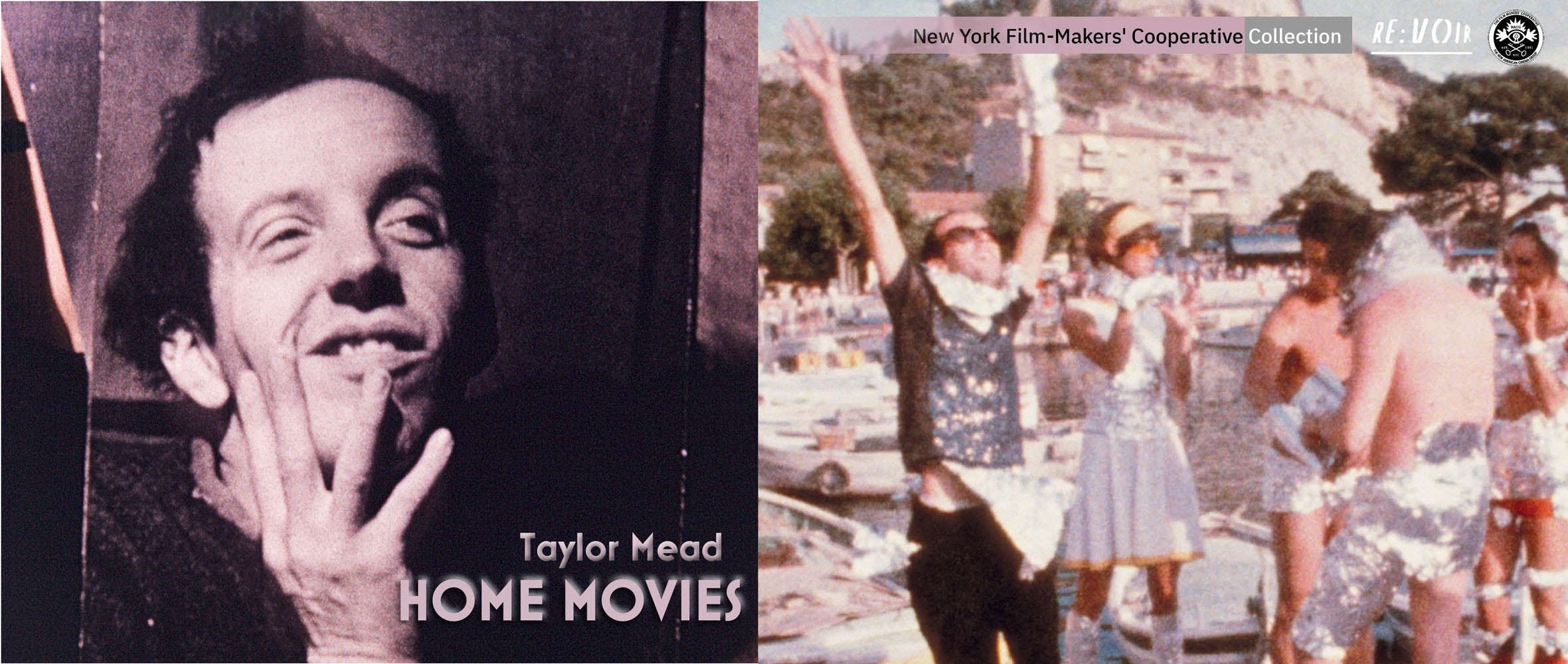 Taylor Mead - Home Movies